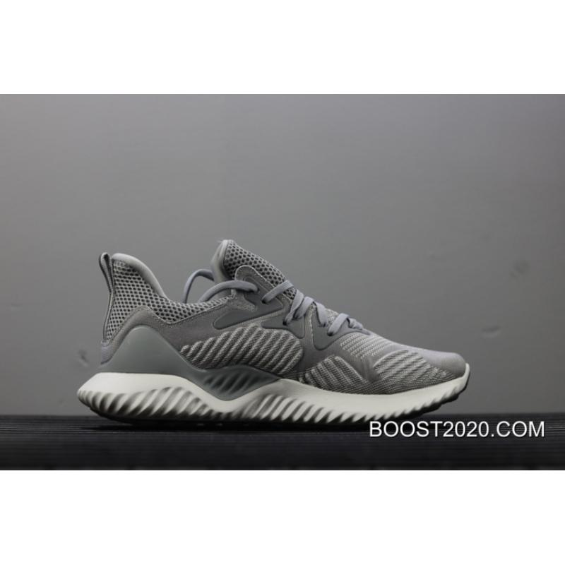 15bf32c78 ... Adidas AlphaBounce Beyond Triple Grey Outlet Authentic ...