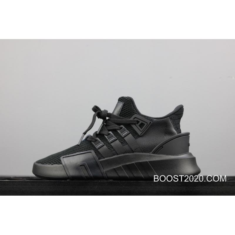 2207d74835f9 Adidas EQT Bask ADV Triple Black Outlet New Year Deals ...