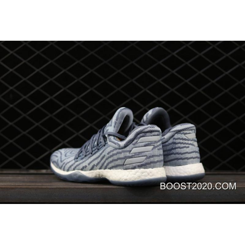 50c4b8a2386 Adidas Harden Vol. 1 LS Raw Steel Ash Grey-Hi Res Red Outlet Free ...