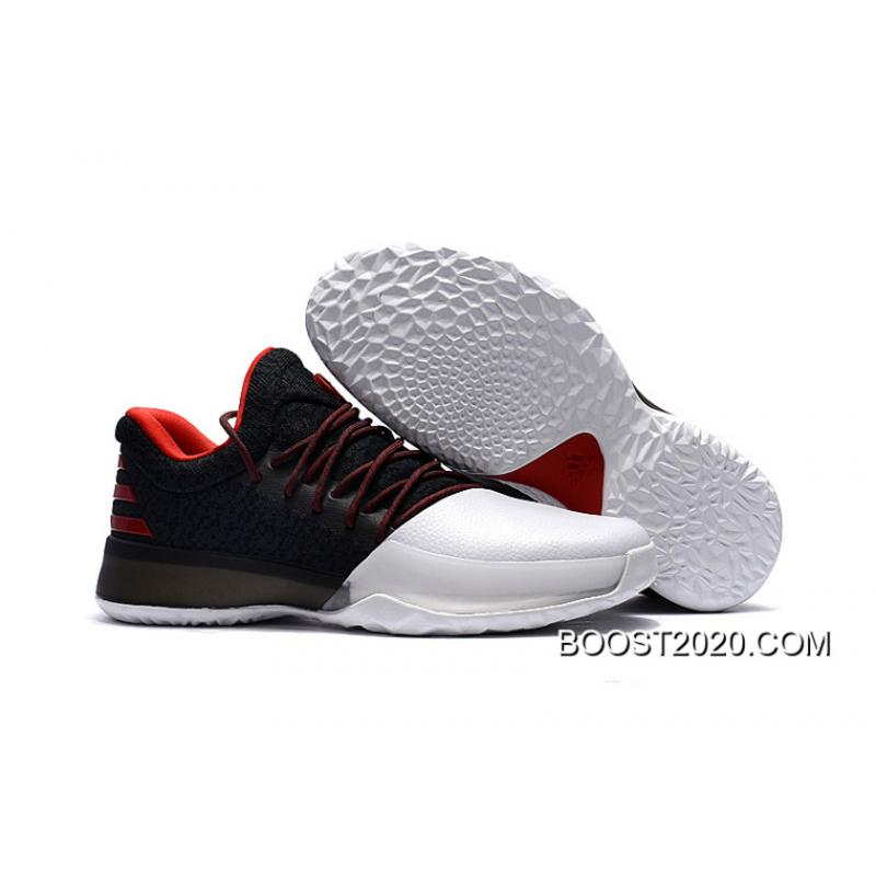 info for 2e188 7a71d Outlet Top Deals Adidas Harden Vol. 1  Pioneer  Black Scarlet-White ...