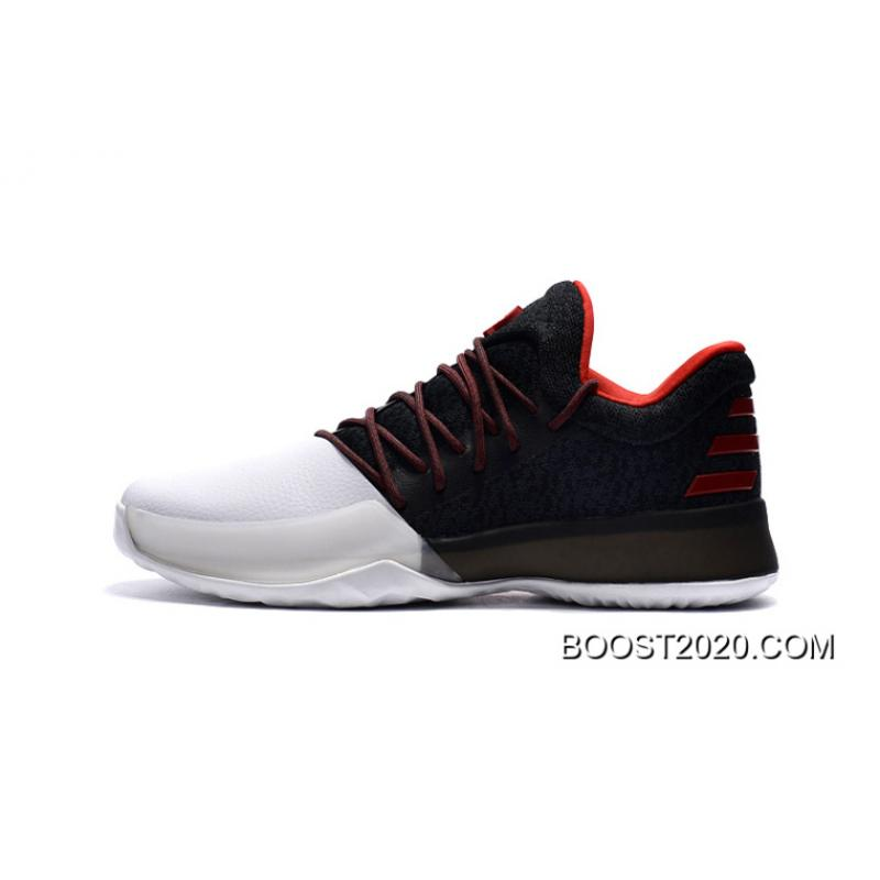 4cada69a8a3 ... Outlet Top Deals Adidas Harden Vol. 1  Pioneer  Black Scarlet-White ...