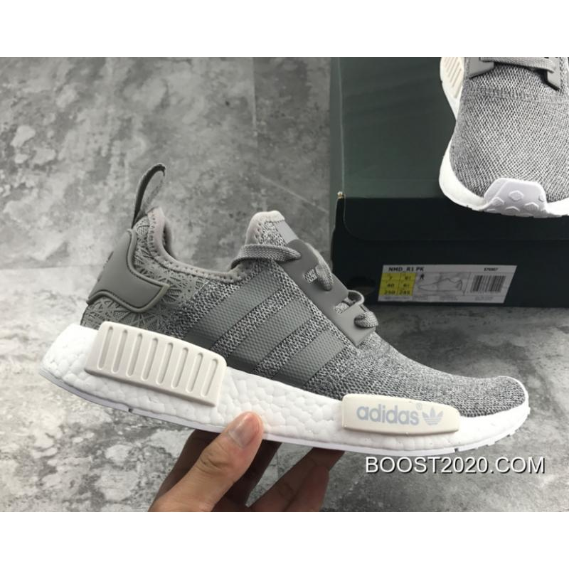 "finest selection 91bcd 74e61 Outlet Best Adidas NMD R1 PK ""JD Sports"" Grey/White"
