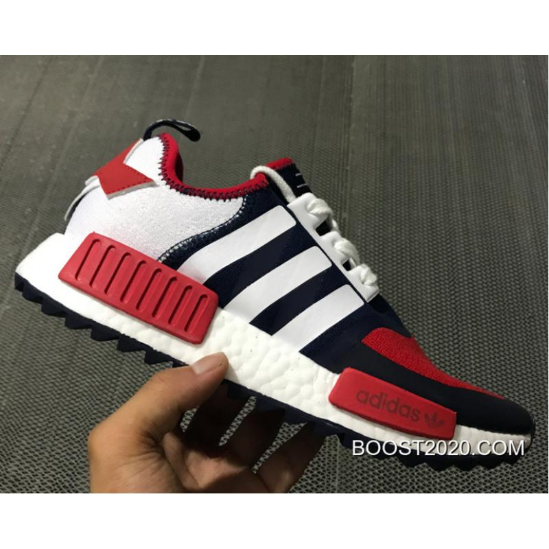 adidas NMD R1 Trail White Mountaineering Collegiate Navy