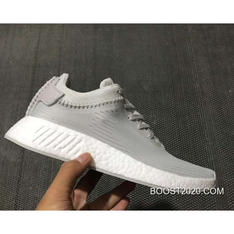 Women Men Outlet Online Adidas Nmd R2 Primeknit Wings Horns Grey White Price 87 23 Yeezy Boost For Sale