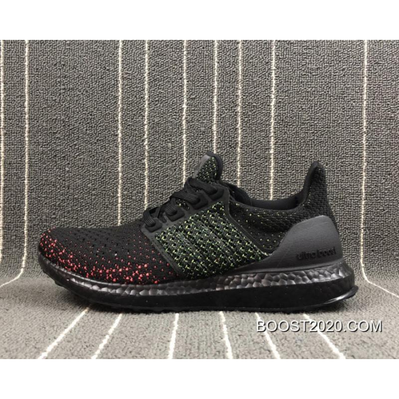 b01f676ae Adidas Ultra Boost Clima Core Black-Solar Red Outlet Buy Now ...