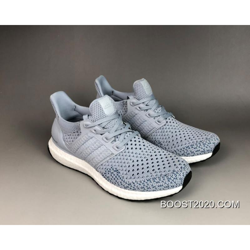 buy popular f8185 630aa Adidas Ultra Boost Clima Grey/Real Teal Outlet For Sale