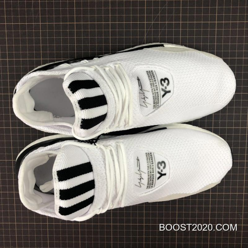 9eca0e3ec0493 ... Adidas Y-3 Saikou Boost In White Outlet For Sale