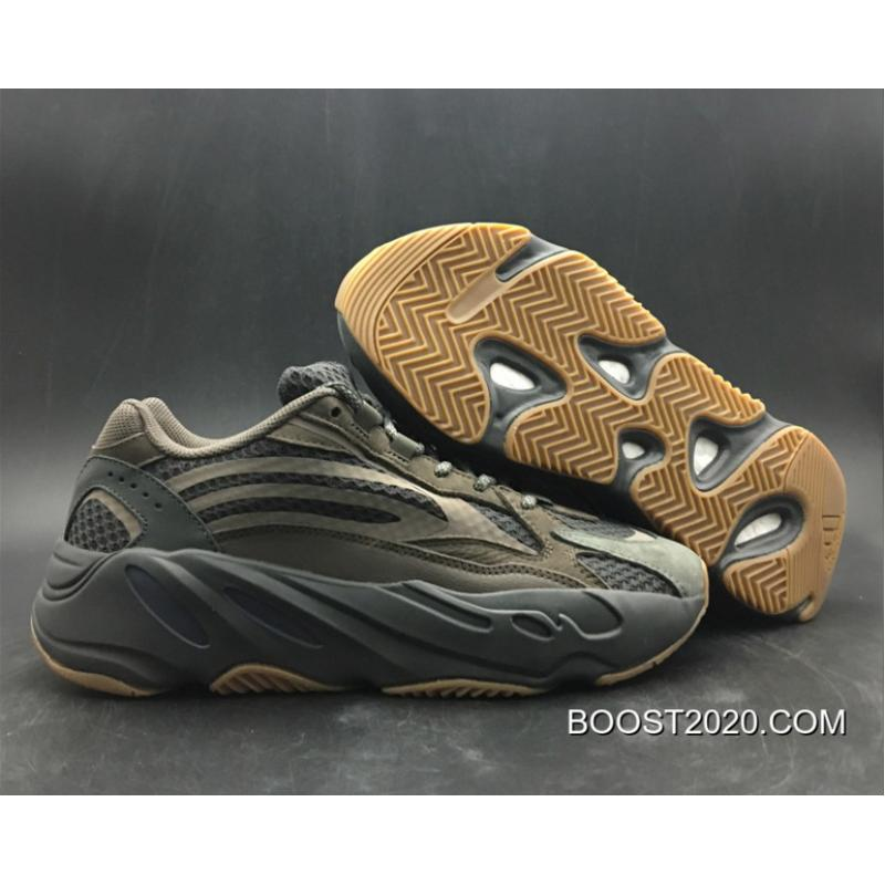 """the latest 05a40 28491 Women/Men Adidas Yeezy Boost 700 V2 """"Cement"""" Outlet New Style"""