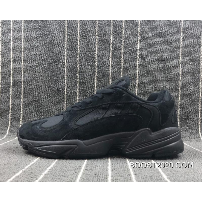 Adidas Yung-1 Triple Black Outlet