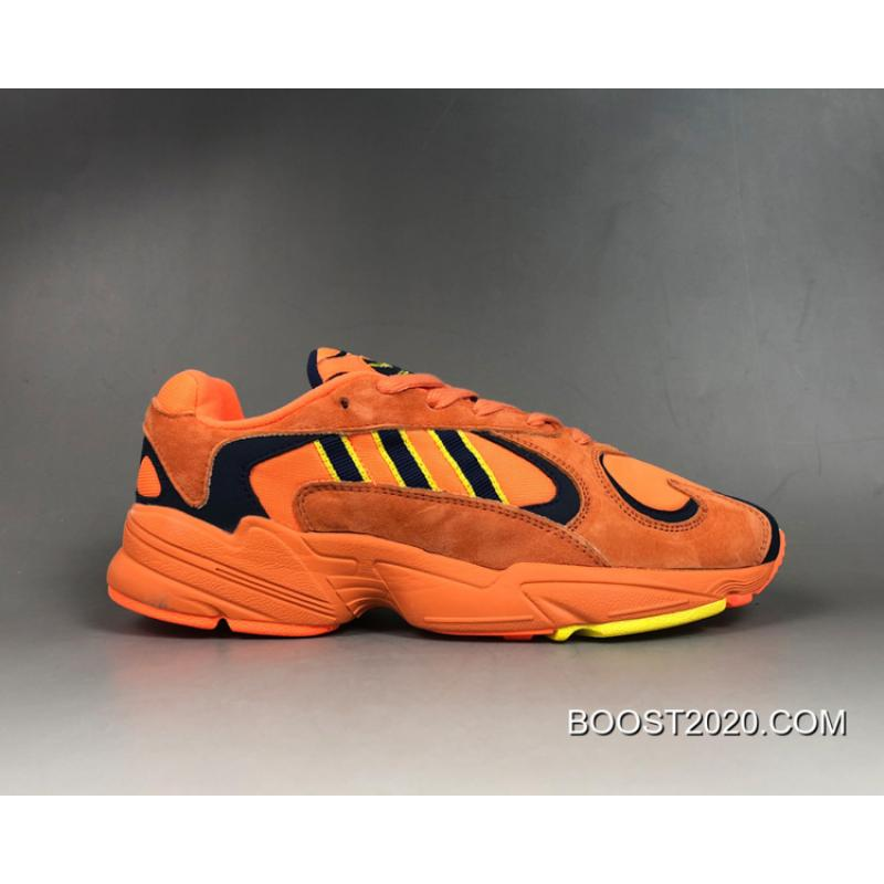 """Outlet Authentic Adidas Yung-1 """"Goku"""