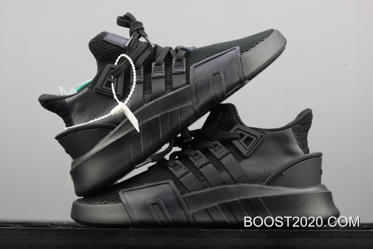 cheap for discount ac100 df165 Adidas EQT Bask ADV Triple Black Outlet New Year Deals
