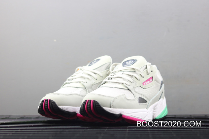 WomenMen Outlet Big Deals Adidas Falcon Grey OneGrey Two