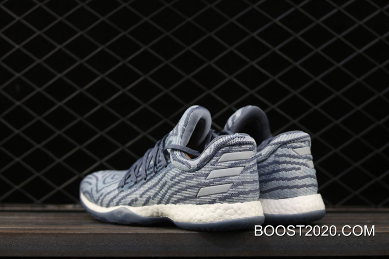 9bd282ad9 Adidas Harden Vol. 1 LS Raw Steel Ash Grey-Hi Res Red Outlet Free ...