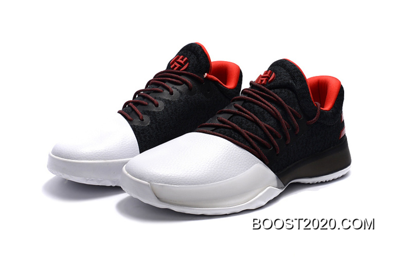 best service e536b 5385e Outlet Top Deals Adidas Harden Vol. 1  Pioneer  Black Scarlet-White