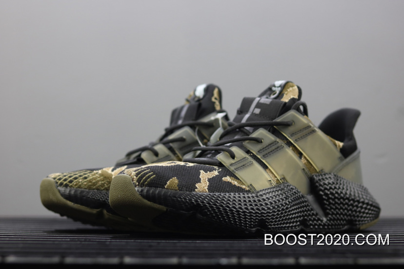 WomenMen New Release UNDFTD X Adidas Prophere Core BlackTrace Olive Raw Gold